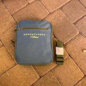 NWOT Adventures by Disney Collapsible Duffel Bag